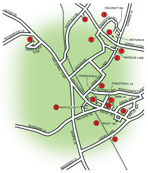 Allotment Map